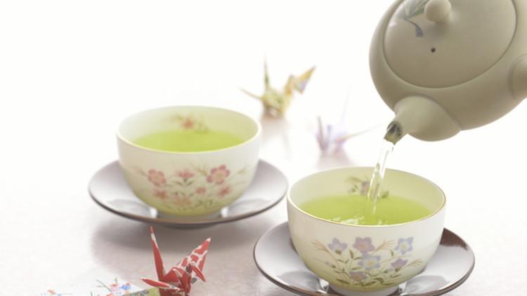 緑茶の成分と効能にはどんなものがあるの?